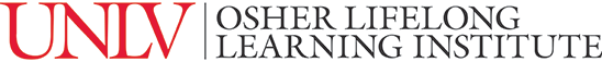 Osher Lifelong Learning Institute at UNLV